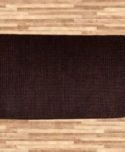 Hemp Braid Rug Brown 200x300cm 1