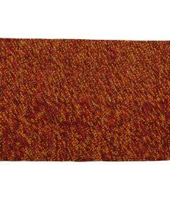 Felt Pebble Rug Rustic 110x170cm 1