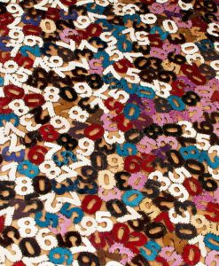 Patchwork Leather/Cowhide Rug e29 120x180cm 1