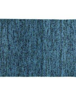 Knit Melange Deep Ocean 170x240cm 1