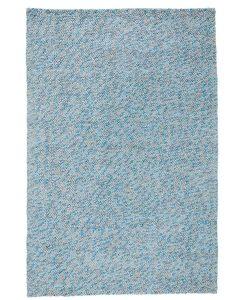 Felt Pebble Rug Turquoise 200x300cm 1