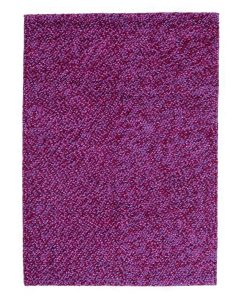 Felt Pebbles Lilac 70x140cm 1