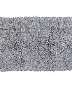 Natural Grey/White/Brown Flokati 2800g/m2 70x140cm 1