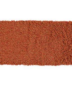 Highlander Shaggy Rug Mixed Orange 70x140cm 1