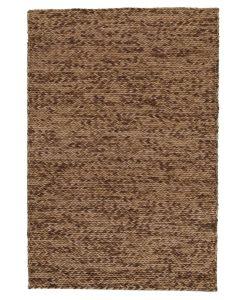 Knit Melange Expresso 140x200cm 1