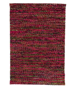 Knit Melange Watermelon 140x200cm 1