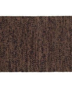 Knit Melange Winston Brown 140x200cm 1